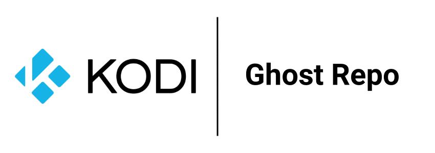 Kodi Ghost Repo