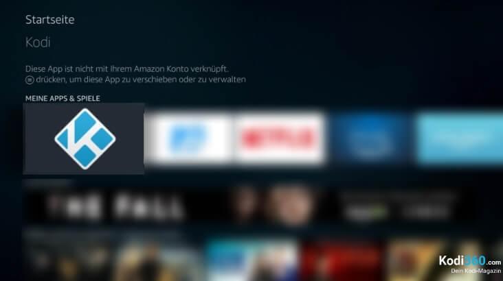 Kodi Fire Tv Startseite