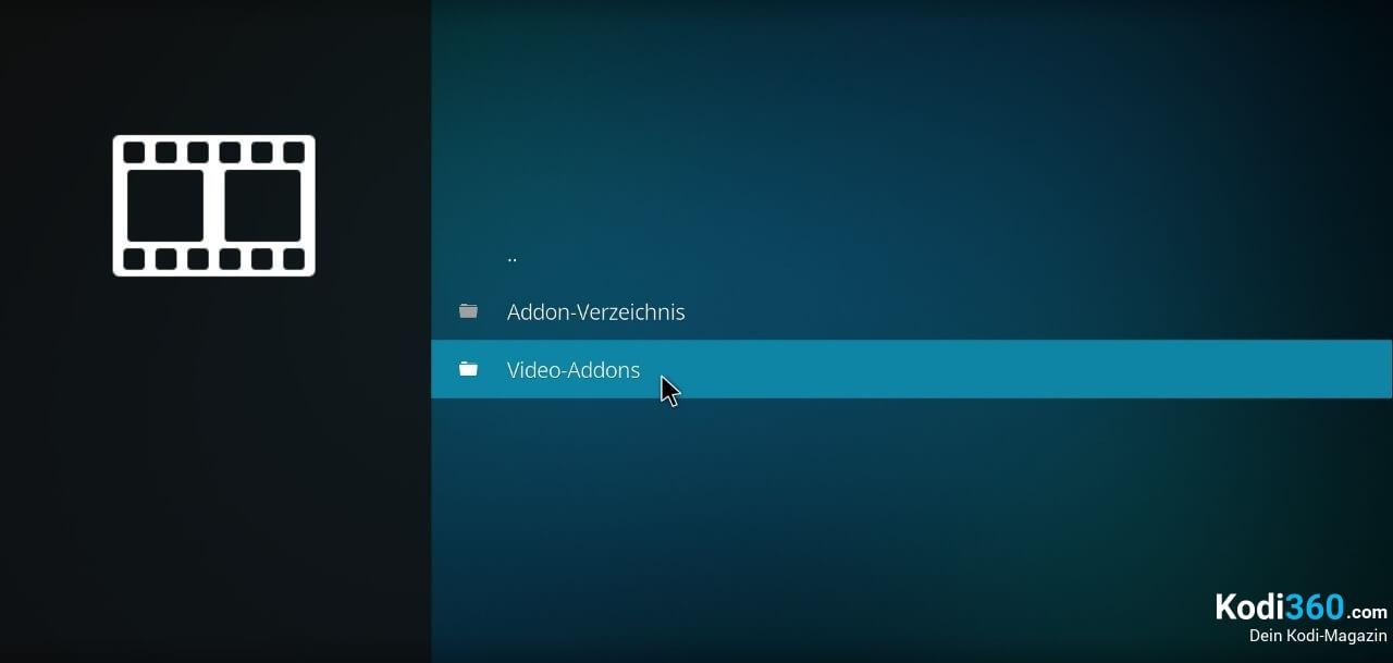xStream Addon installieren 4