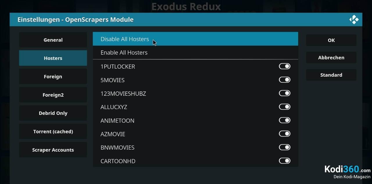 Exodus Redux Sprache wechseln 6