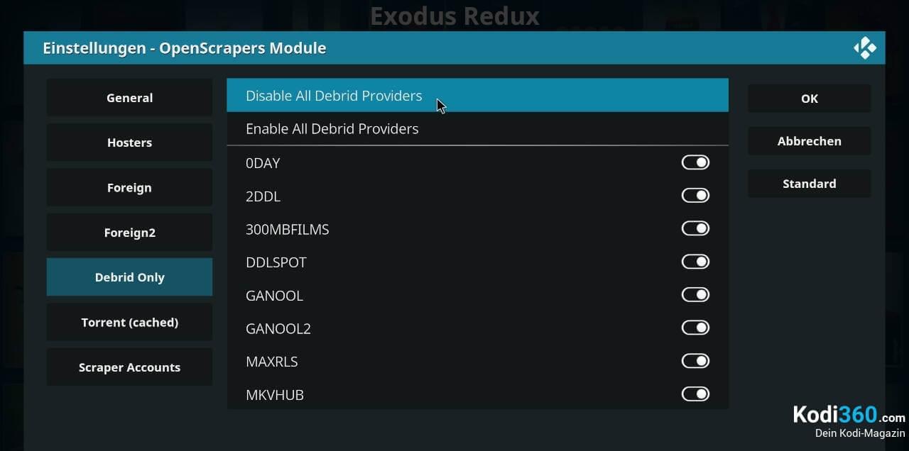 Exodus Redux Sprache wechseln 8