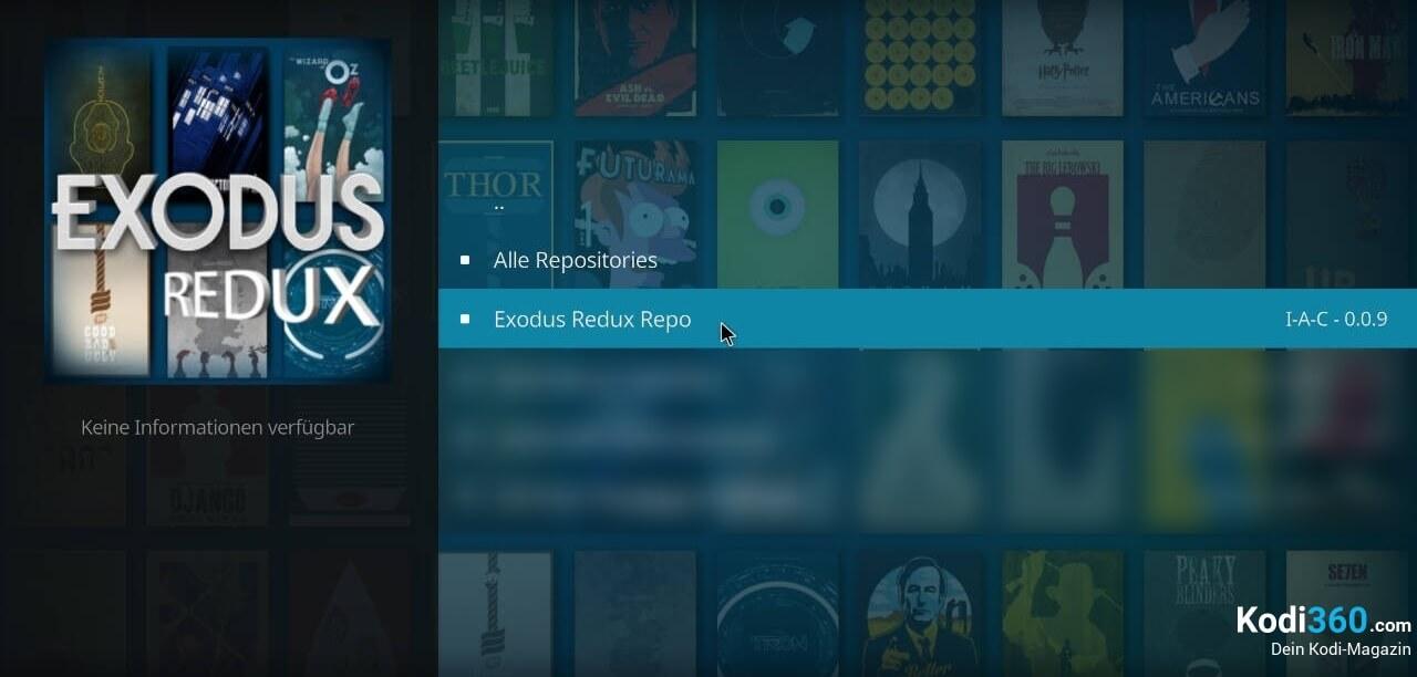 Exodus Redux installieren 5