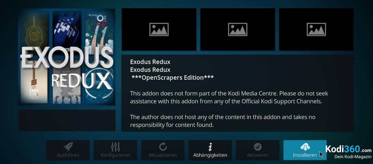 Exodus Redux installieren 8